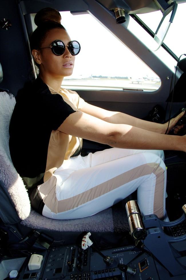 Beyoncé, une fashionista aux commandes