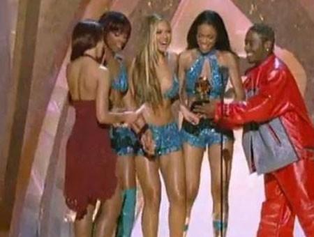 A l'époque des Destiny's Child !