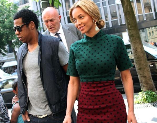 Beyoncé et Jay Z pas du tout accordés !