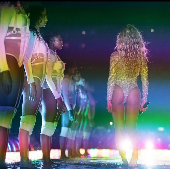 Beyoncé dévoile son fessier rebondi sur Instagram