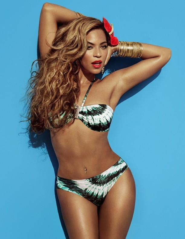 Beyoncé joue les sirènes dans la nouvelle campagne de pub H&M