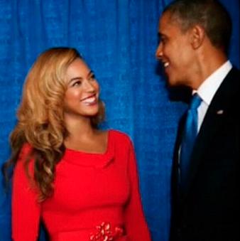 Beyoncé et Barack Obama complices !