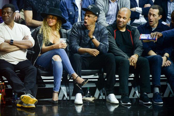 Photos : Beyoncé et Jay-Z : au bord du divorce, eux ?