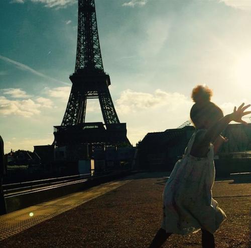 Photos : Beyoncé et Jay-Z : avec Blue Ivy, ils n'en finissent plus de découvrir Paris !