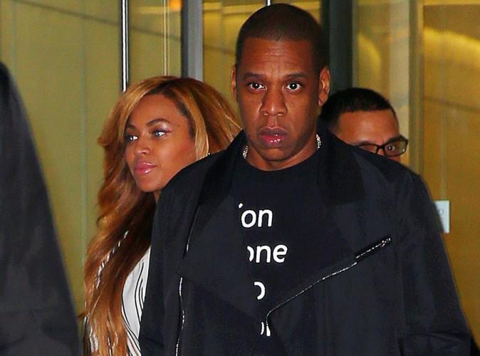 Beyoncé et Jay-Z : de retour dans leur fief new-yorkais, ils se laissent difficilement approcher !
