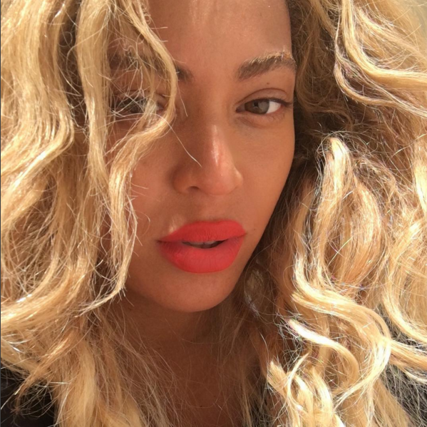 Beyoncé le 8 novembre 2015