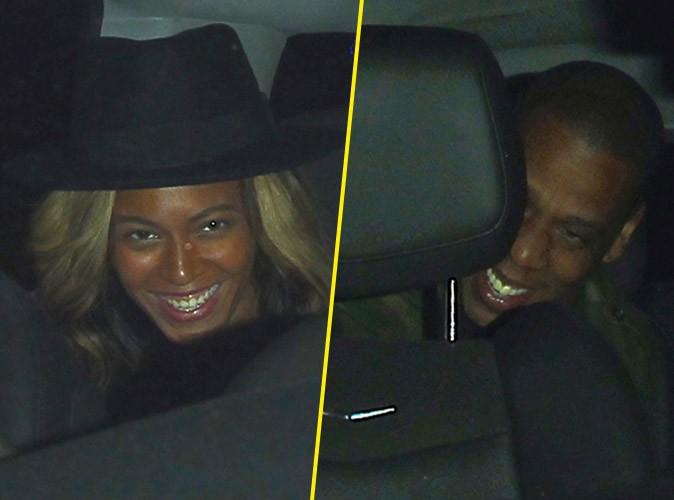 Beyonc� et Jay-Z : ils adorent jouer � cache-cache avec les paparazzis !