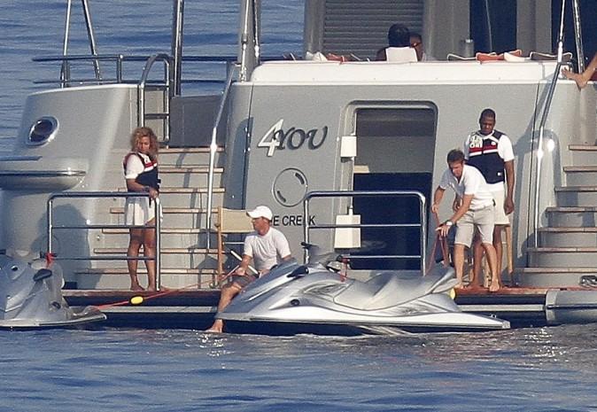 Beyoncé et Jay Z dans le Sud de la France le 7 septembre 2012