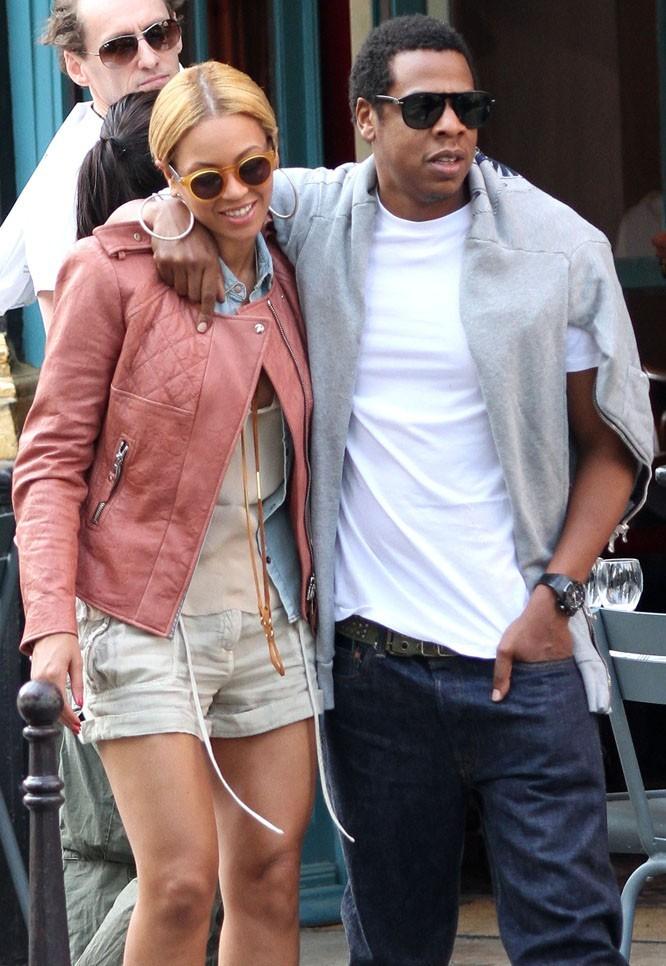 Beyoncé, c'est la femme de Jay Z !
