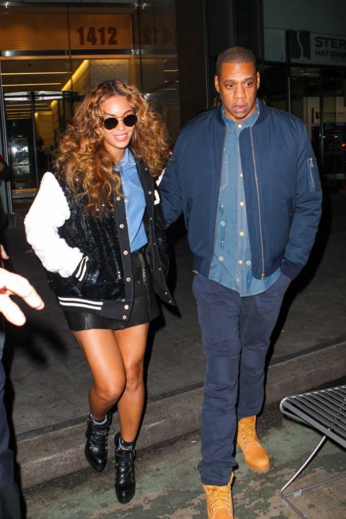 Beyonc� et Jay-Z : les rumeurs ? Balay�s !