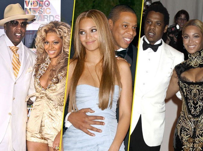 Photos : Beyoncé et Jay-Z : félicitations aux futurs parents ! Retour en images sur neuf années de love story...