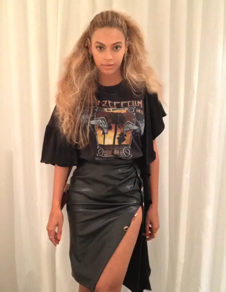 Photos : Beyoncé et Jay-Z : trop fans de Kanye !