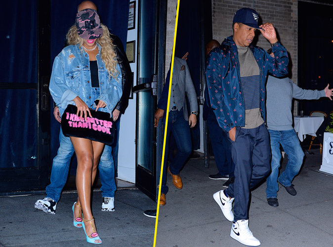 Photos : Beyoncé et Jay-Z : ultra stylés à New York, on adore !