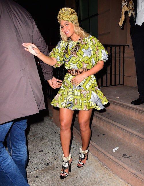 Photos : Beyoncé et Jay-Z : un Halloween bling-bling avec Blue Ivy !