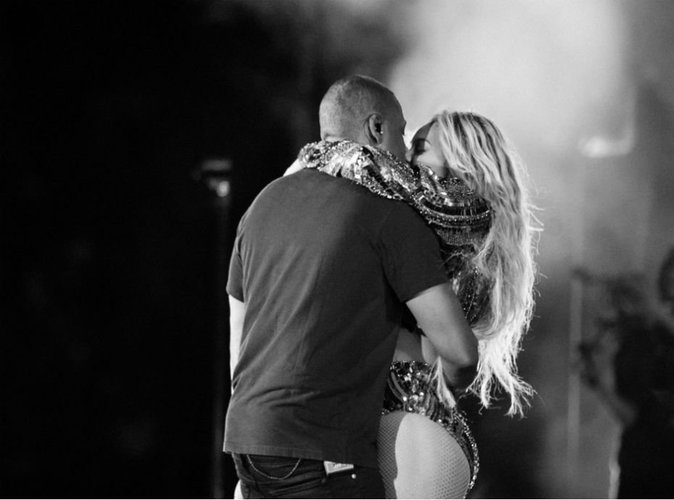 Beyonc� f�te la fin de sa tourn�e avec Jay-Z, Kendrick Lamar et Serena Williams !