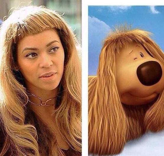 Beyoncé et Pollux