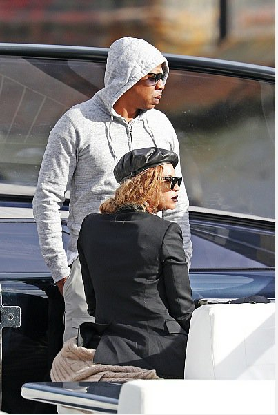 Photos : Beyonce & Jay-Z : En mode Bonnie and Clyde à New York !