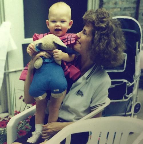 Karlie Kloss et sa maman
