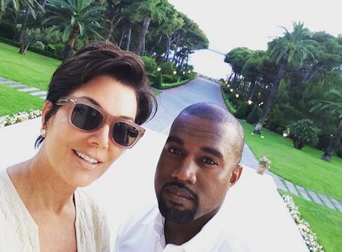Kris Jenner aussi in love de ses beaux-fils, Kanye West...