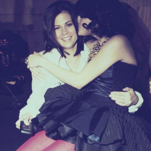 Selena Gomez et sa maman