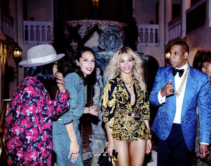 Beyoncé et son Nouvel An à Miami