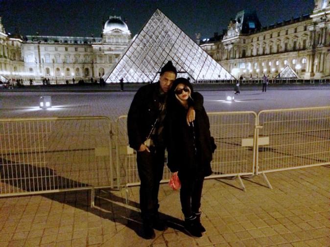 Beyoncé et Jay-Z à Paris !
