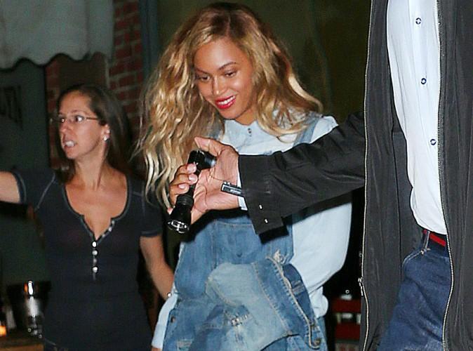 Beyoncé : pizza en amoureux avec Jay-Z après son super show !