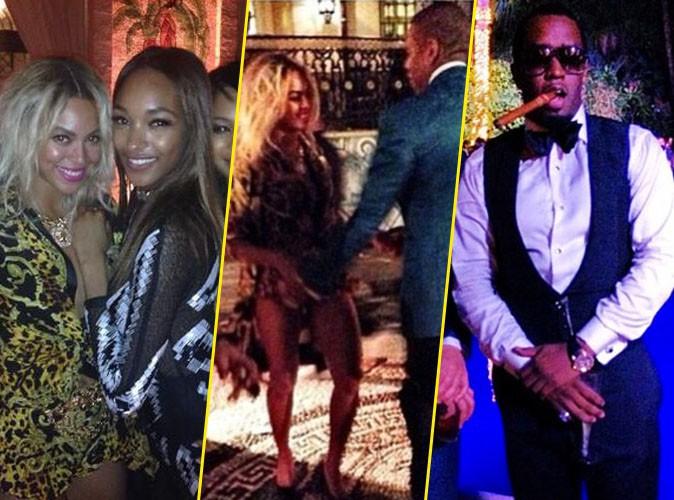Soirée du nouvel an de Beyoncé.