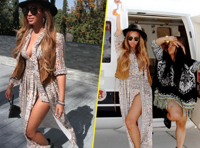 Photos : Beyonce : sa propre paparazzi pour Coachella !