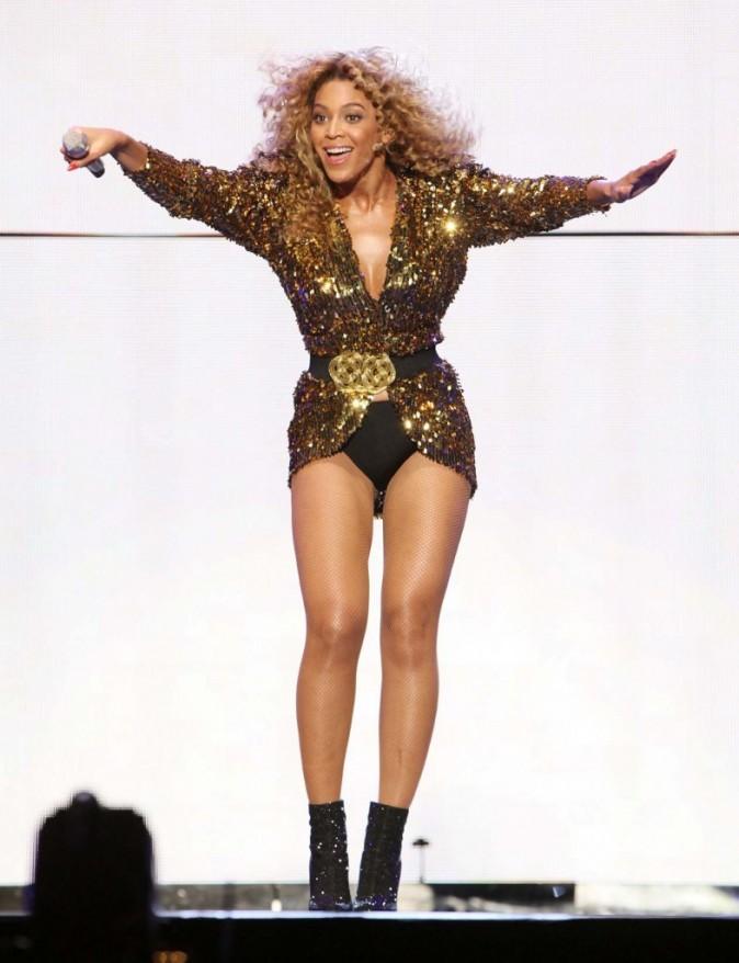 Beyoncé, sexy en diable...