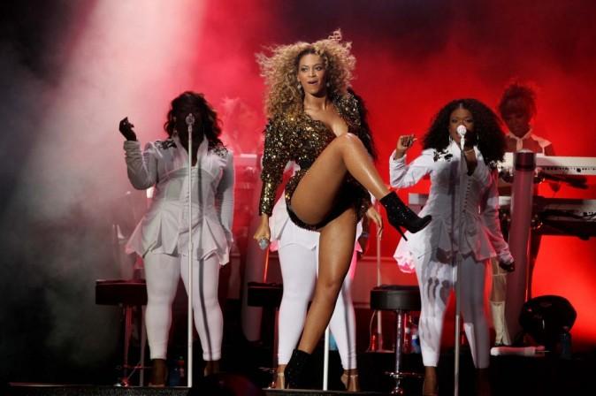 Beyoncé, une vraie bête de scène !