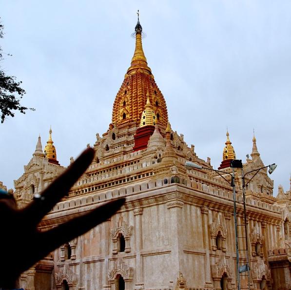 Photos : Beyoncé : sublime en Birmanie, les clichés qui balayent les rumeurs de grossesse ?