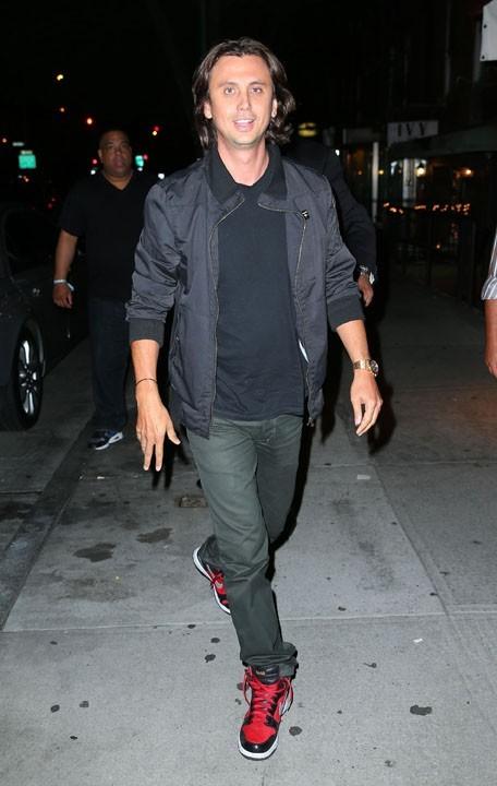 Jonathan Cheban à l'anniversaire de Kanye West à New-York le 8 juin 2013