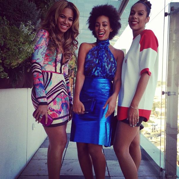 Photos : Beyoncé : tellement glamour lors de l'événement pré-Grammys !