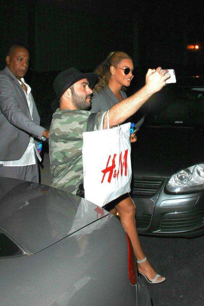 Beyonc� : un homme l'approche de trop pr�s, Jay-Z intervient !