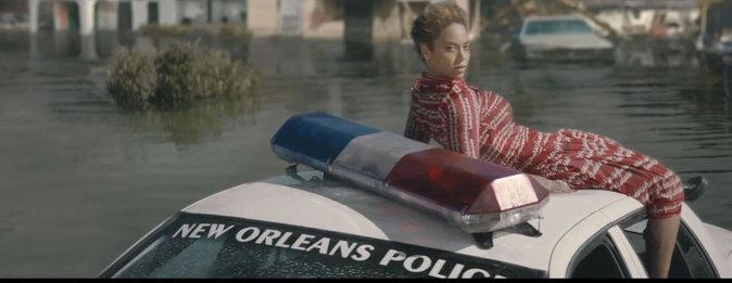 Beyonc� : une Black Panther pour son nouveau clip tr�s politique, Formation !