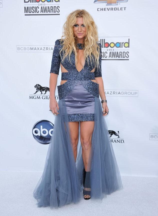 Ke$ha commence-t-elle à se prendre pour Lady Gaga?