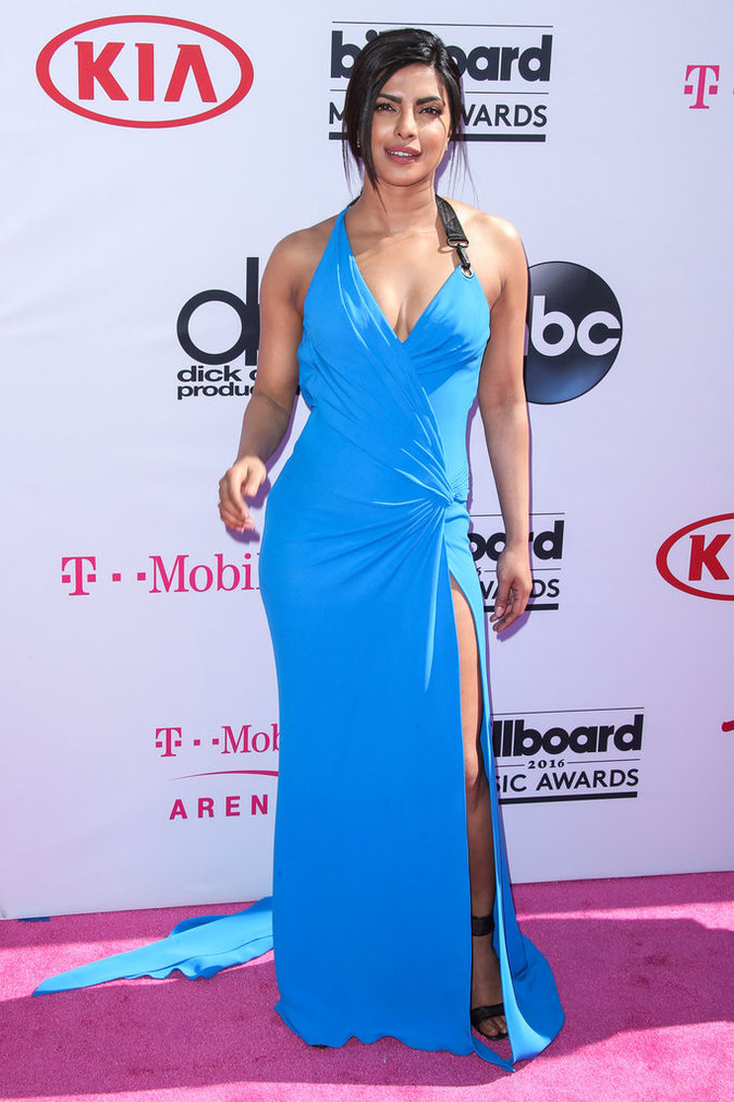 Priyanka Chopra à Las Vegas à la cérémonie des Billboard Music Awards 2016