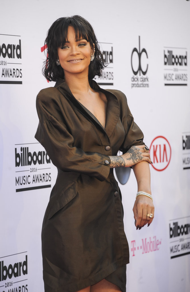 Photos : Billboard Music Awards : Rihanna : sexy et récompensée !