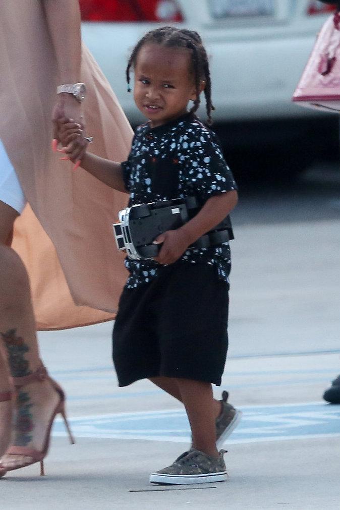 Photos : Blac Chyna enceinte : elle copie Kim !