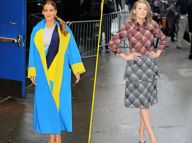 Photos : Blake Lively : de fashionista à fashion faux pas !