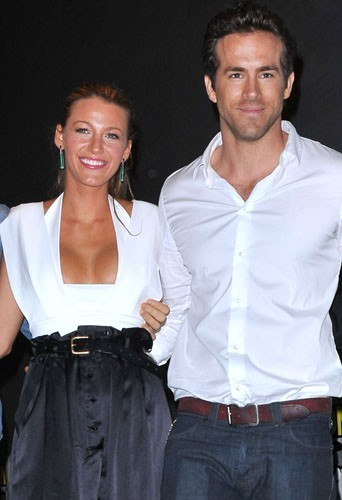 Blake Lively et Ryan Reynolds...
