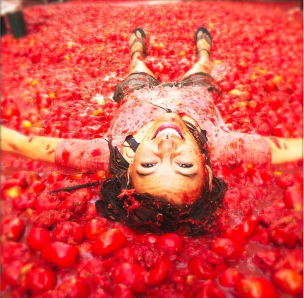 Blake Lively et la sauce tomate : Une grande histoire d'amour...