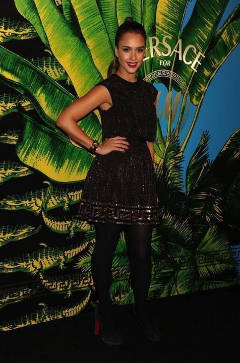 Jessica Alba en toute simplicité !