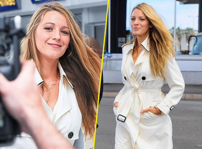 Blake Lively : la future maman pr�te � illuminer Cannes !