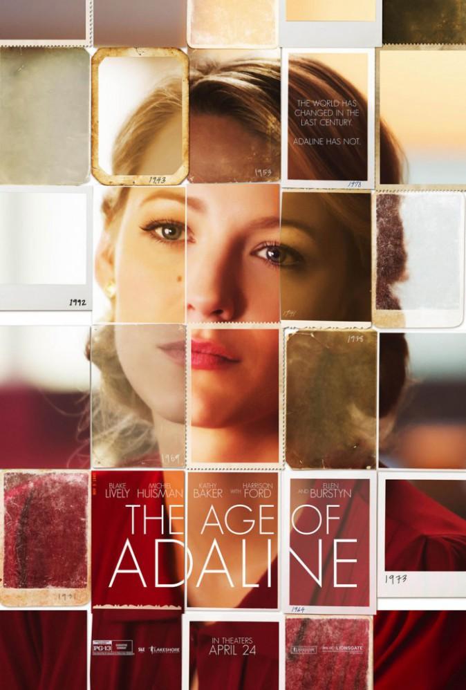 Affiche de The Age of Adaline