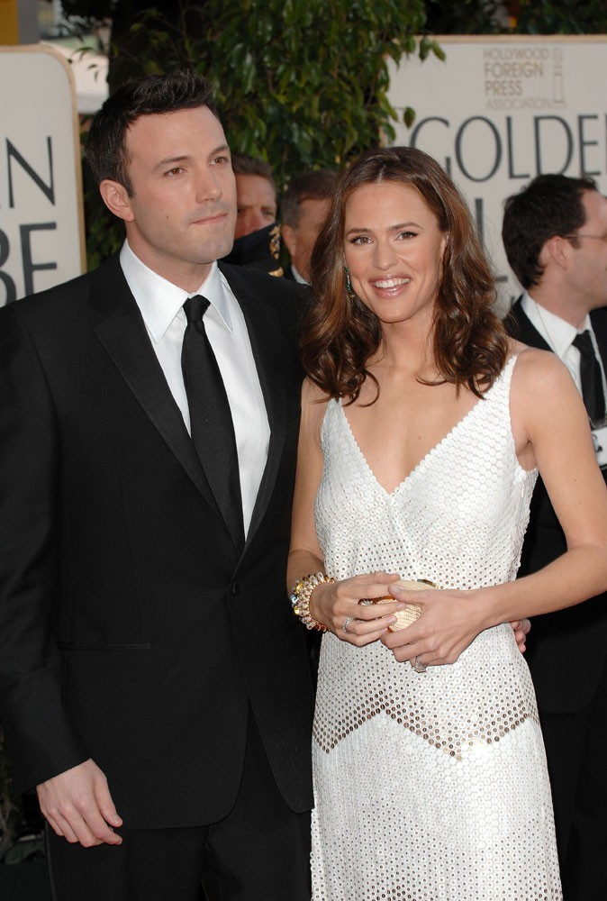 Photos : le mariage secret de Ben Affleck et Jennifer Garner