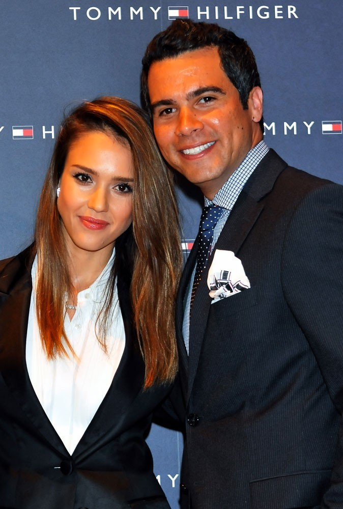 Photos : le mariage secret de Jessica Alba et Cash Warren
