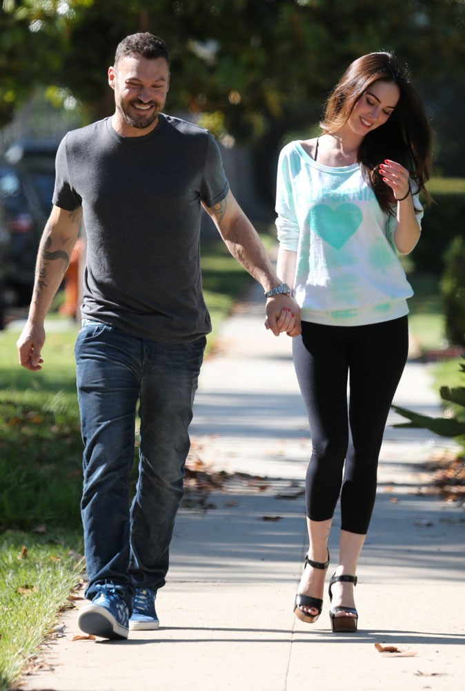 Megan Fox et Brian Austin Green mariés secrètement !
