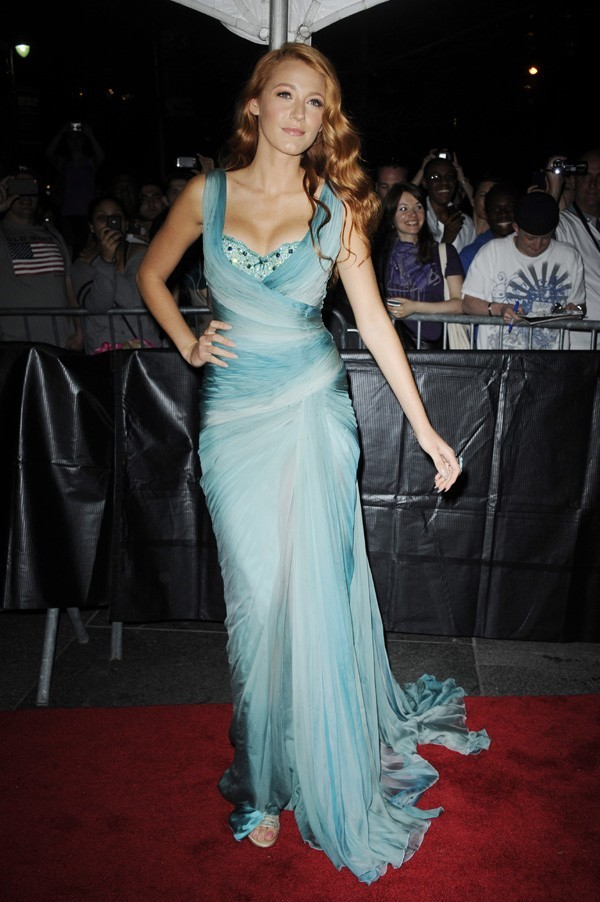 Les 25 apparitions les plus glamour de Blake Lively ...